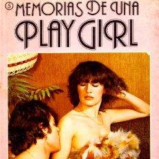 Revistas: MEMORIAS DE UNA PLAY GIRL - SEXY NOVEL - IBERO MUNDIAL EDICIONES - BARCELONA 1978 - LITERATURA PORNO. Lote 27300558