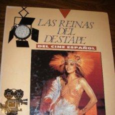 Revistas: INTERVIU-LAS REINAS DEL DESTAPE-. Lote 26290098