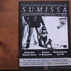 Revistas: REVISTA SUMISSA, NUMERO 3, . Lote 25901467