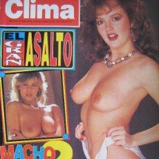 Revistas: REVISTA CLIMA NUMERO 735 PRECIO 195 PESETAS VER FOTO ES LA MISMA. Lote 28007315
