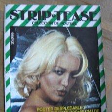 Revistas: REVISTA STRIP TEASE AGATA LYS. Lote 28716255