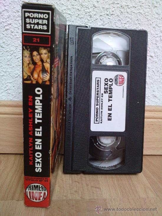 Revistas: Video VHS Sexo en el Templo. Nº 45 Colecciónes PL de la Revista Primera Linea - Foto 3 - 29039018