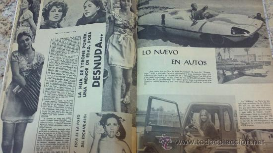 Revistas: SOLO PARA HOMBRES.Nº9,AÑOS;70-REVISTA DE VENEZUELA.(RAQUEL WELCH,BRUJERIA,ETC..) - Foto 5 - 29483906