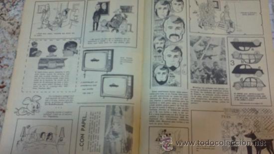 Revistas: SOLO PARA HOMBRES.Nº9,AÑOS;70-REVISTA DE VENEZUELA.(RAQUEL WELCH,BRUJERIA,ETC..) - Foto 6 - 29483906