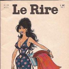 Revistas: REVISTA EROTICA-LA RIRE- NUM. 128-MAYO 1962-FRANCIA-ILUSTRACIONES PICHARD. Lote 214401061