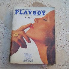 Revistas: PLAYBOY FEBRUARY 1972. JAZZ & POP 72. ANGEL TOMPKINS. THE VARGAS GIRL. Lote 32372731