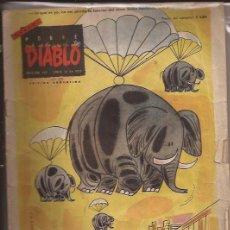 Revistas: REVISTA EROTICA-POBRE DIABLO-NUM. 392-12 JUNIO 1953. Lote 32625255