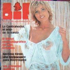 REVISTA LIB Nº 79 / NASTASSJA KINSKI, LA CONTRAHECHA, AZUCENA HERNANDEZ, SARA SPERATI