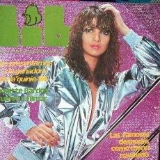 Revistas: REVISTA LIB Nº 113 / ROSA VALENTY, PATTY PRAVO, MARISA MEDINA, STEPHANIE MARRIAN, BRIGITTE BARDOT. Lote 51114203