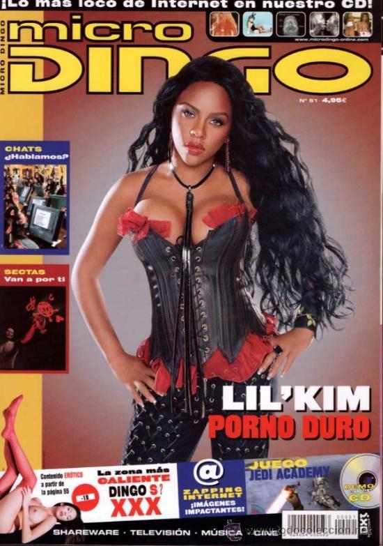 The excellent Porno Lil Kim apologise