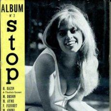 Revistas: STOP NÚMEROS 7 A 12 - REVISTA ERÓTICA FRANCESA 1961. Lote 36472847