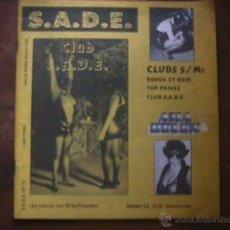 Revistas: REVISTA SADE, Nº 10, 1994. Lote 39641569
