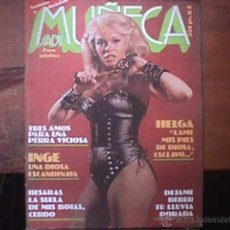 Revistas: REVISTA MUÑECA SADY Nº 8. Lote 39671182