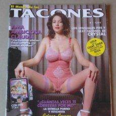 Revistas: EL MUNDO DE LOS TACONES # 1 / 2005 ~ JELENA JENSEN ~ CLAUDIA ROSSI ~ BETTIE PAGE. Lote 40400340