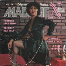 Revistas: MADAME X # 19 / 80'S ~ REVISTA ALEMANIA ~VERLAG TERESA ORLOWSKI~SADOMASOQUISMO, DOMINACIÓN, TRAVESTI. Lote 40929060