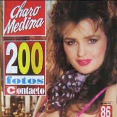 Revistas: REVISTA CLIMA ESPECIAL CHARO MEDINA NUMERO 86 PRECIO 220 PESETAS VER FOTO ES LA MIS. Lote 28007375