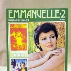 Revistas: REVISTA DE FOTO - NOVELA Y COMIC, EROTICO, EMMANUELLE 2, Nº 8, EDICIONES ACTUALES, 1977. Lote 42362048