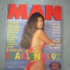 Revistas: REVISTA MAN Nº113 MARZO 97 ESPECIAL BRASILEÑAS . Lote 43471453