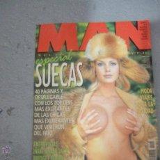 Revistas: REVISTA MAN Nº 122 DICIEMBRE 97 ESPECIAL SUECAS . Lote 43471906