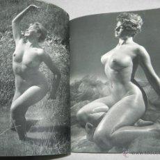 Revistas: REVISTA EROTICA FRANCESA, ETUDES PLASTIQUES, FOTOS ROLAND CARRE, ALBUM NUM. 11, ED. RENAUD, PARIS, 4. Lote 43943459