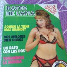 Revistas: REVISTA RATOS DE CAMA - AÑOS 80. Lote 44263441