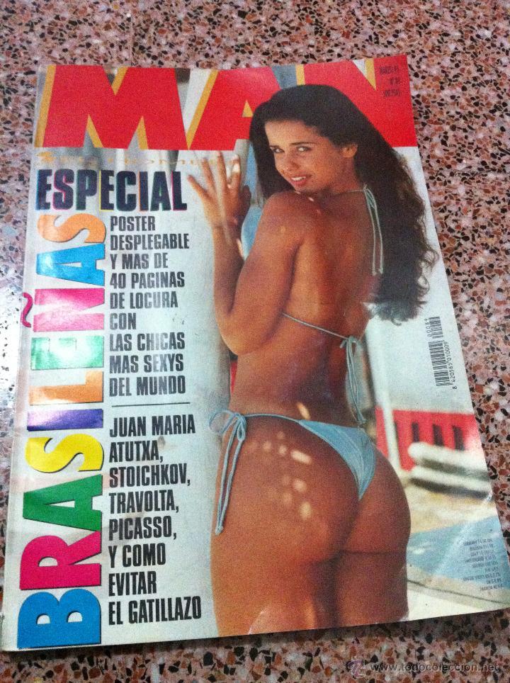 man revista brasilenas