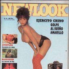 Revistas: REVISTA NEWLOOK Nº 44 (EROTICA). CUENTO EROTICO: NOCHE DE BODAS. HEIDI. BUSCADORES DE RUBIES. LOS HA. Lote 46698594