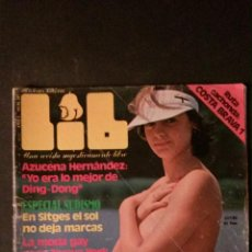 REVISTA LIB Nº 197-1980-AZUCENA HERNANDEZ-COSTA BRAVA
