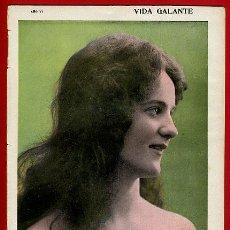 Revistas: ANTIGUA REVISTA EROTICA Y DE HUMOR , VIDA GALANTE , Nº 254 ,ORIGINAL , R7. Lote 47556645