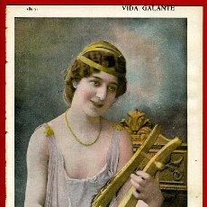 Revistas: ANTIGUA REVISTA EROTICA Y DE HUMOR , VIDA GALANTE , Nº 250 ,ORIGINAL , R11. Lote 47556679