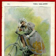 Revistas: ANTIGUA REVISTA EROTICA Y DE HUMOR , VIDA GALANTE , Nº 237 ,ORIGINAL , R20. Lote 47556766