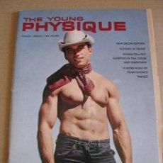 Revistas: THE YOUNG PHYSIQUE VOL.5 Nº4 (MAGAZINE AMERICANO) LEER DESCRIPCION. Lote 48354461