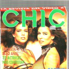 Revistas: CHIC 12 (DE REGALO 4 DVD). Lote 48448112