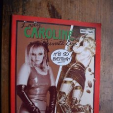 Revistas: LADY CAROLINE PRIVATE EYE, PART TWO. Lote 48913613