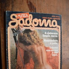 Revistas: MUÑECA SADOMA, 1982. Lote 48914140