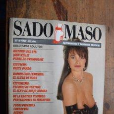 Revistas: REVISTA SADO MASO Nº 40, . Lote 48914919