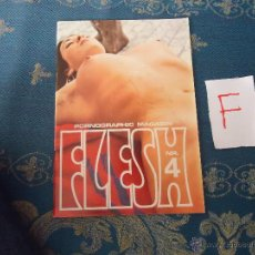 Revistas: ANTIGUA REVISTA EROTICA ALDULTOS PORNOGRAFICA - ELESH NUMERO 4 PORNOGRAPHIC MAGASIN. Lote 50941257