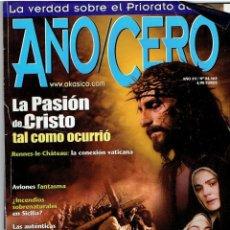 Revistas: REVISTA AÑO CERO Nº 04-165. Lote 51135289
