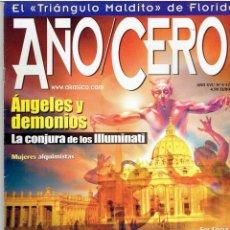 Revistas: REVISTA CERO Nº 4-177 . Lote 51140130