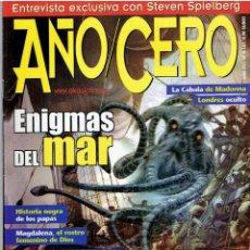 Revistas: REVISTA AÑO CERO Nº 8-181. Lote 51140186