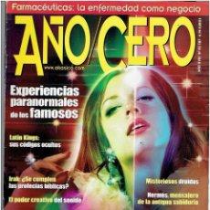 Revistas: REVISTA AÑO CERO Nº 02-187. Lote 51140247