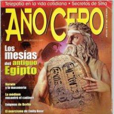 Revistas: REVISTA AÑO CERO Nº 11-184. Lote 51140276