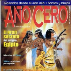 Revistas: REVISTA AÑO CERO Nº 9-182. Lote 51140597