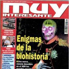 Revistas: REVISTA MUY INTERESANTE Nº 278 . Lote 51140803
