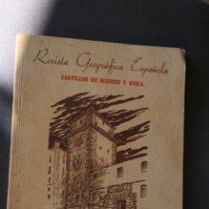 Revistas: REVISTA GEOGRAFIA ESPAÑOLA. Nº 31. Lote 51429627