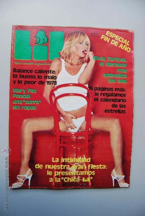 Revista Lib Num114 Año 3 Mary Paz Pondal Silv Vendido En Venta