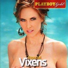 Revistas: PLAYBOY GOLD N. 198 - ESPECIAL VIXENS (COMO NUEVA) ---------(REF-HAMIARPUIZES4). Lote 219345456