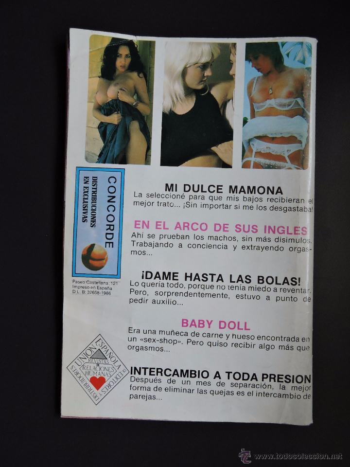 Revistas: REVISTA TEENAGE CORNER Nº 14 - 1986 - SOLO PARA ADULTOS - PORNO VINTAGE - 70 PAG COLOR - Foto 2 - 195687027