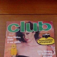 Revistas: REVISTA CLUB PRIVADO EROTICA SOLO PARA ADULTOS Nº 9 ABRIL 1978. Lote 55779459