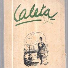 Revistas: CÁDIZ,REVISTA DE LITERATURA CALETA,NÚMERO EXTRAORDINARIO,1956,BUEN ESTADO. Lote 58179836